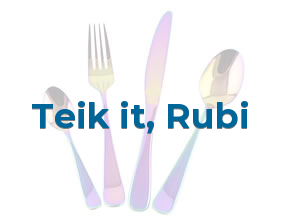 Teik it, Rubi en Rubí